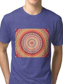Mandala 98 Tri-blend T-Shirt