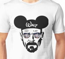 Walter White Lit-up Castle Unisex T-Shirt
