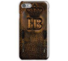 Bier tap  iPhone Case/Skin
