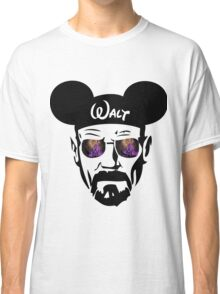 Walter White Night Castle Classic T-Shirt