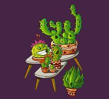 cacti interior Unisex T-Shirt
