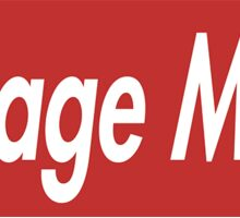 """Savage Mode"" T- Shirt Sticker"