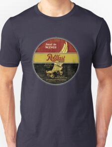Rollfast Vintage Roller skates Unisex T-Shirt