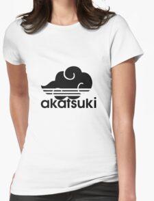AKATSUKI logo Womens Fitted T-Shirt