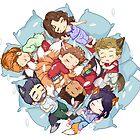 Sleepy Pack by MGNemesi