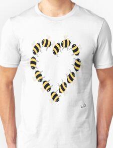 Bee hearty! Unisex T-Shirt