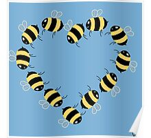 Bee hearty! Poster