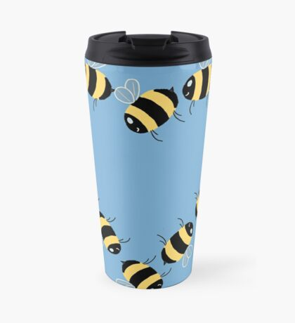 Bee hearty! Travel Mug