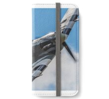 Spitfire Rolling In iPhone Wallet/Case/Skin
