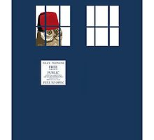 Doctor Whooo - close up by Tom Gregory