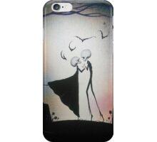 Cemetery Dance  iPhone Case/Skin