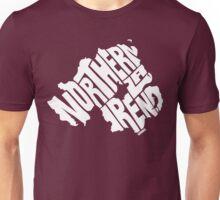 Northern Ireland White Unisex T-Shirt