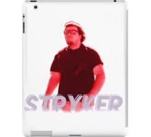 Buck Stryker Red Solo Shirt  iPad Case/Skin