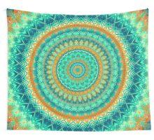 Mandala 102 Wall Tapestry