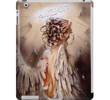 Fractured iPad Case/Skin