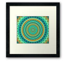 Mandala 102 Framed Print