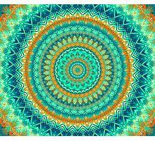 Mandala 102 Photographic Print