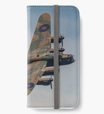 Avro Lancaster Bomber iPhone Wallet/Case/Skin
