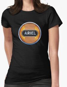 Ariel Vintage Motorcycles UK Womens Fitted T-Shirt