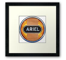 Ariel Vintage Motorcycles UK Framed Print