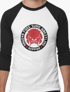Nagoya Foos Sumo Wrestling Men's Baseball ¾ T-Shirt