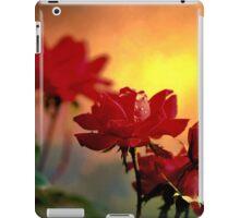 Sunrise On Roses iPad Case/Skin