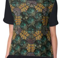 Sacred Geometry for your daily life Chiffon Top