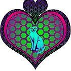 Kitty Love by Tiduk