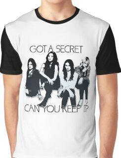 Pretty Little Liars: Got A Secret Graphic T-Shirt