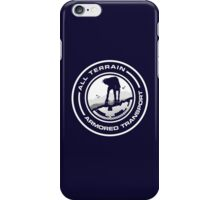 AT AT Insignia iPhone Case/Skin