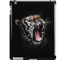 Yawning Tiger iPad Case/Skin