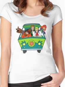 scoobydoo Women's Fitted Scoop T-Shirt