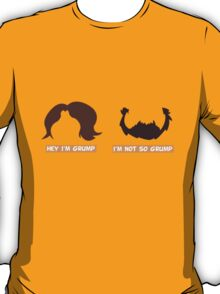 Game Grumps Jon & Arin Hair T-Shirt