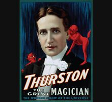 Performing Arts Posters Thurston the great magician the wonder show of the universe 1634 Unisex T-Shirt
