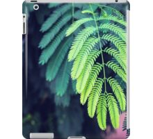 Green garden 3 iPad Case/Skin