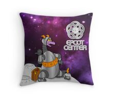 Figment in space! Throw Pillow