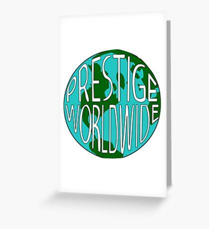 Prestige Worldwide - Step Brothers Greeting Card