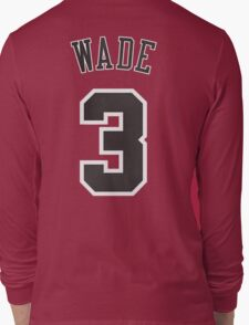 Dwyane Wade Long Sleeve T-Shirt