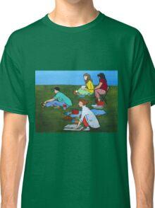 Plein Air Exercises Classic T-Shirt