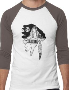 Hogan under the stars Men's Baseball ¾ T-Shirt