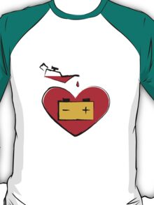 Battery love T-Shirt