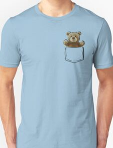 Pocket Bear Unisex T-Shirt