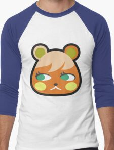 SOLEIL ANIMAL CROSSING Men's Baseball ¾ T-Shirt