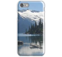 Garibaldi Lake, BC, Canada iPhone Case/Skin