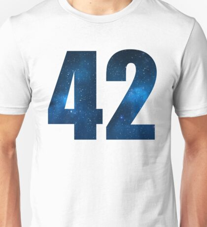 The answer. Unisex T-Shirt