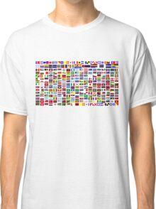International and minority communities flags Classic T-Shirt