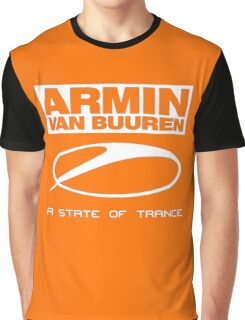 Armin van Buuren A State Of Trance Graphic T-Shirt