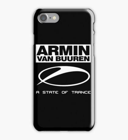 Armin van Buuren A State Of Trance iPhone Case/Skin