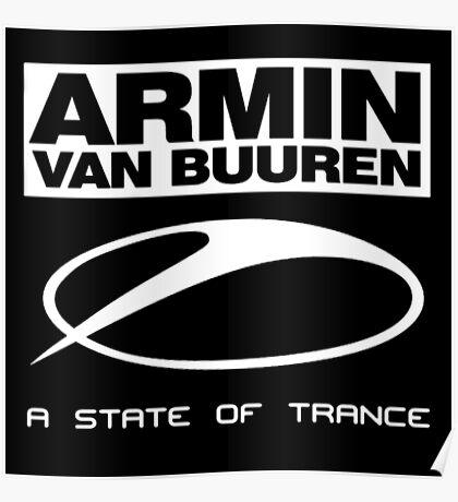 Armin van Buuren A State Of Trance Poster