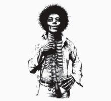 Jimi Hendrix Baby Tee